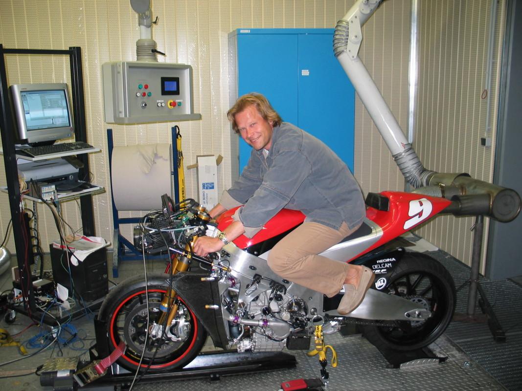 Proton KR KTM 2005