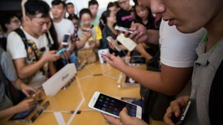 Mercado móvil en China