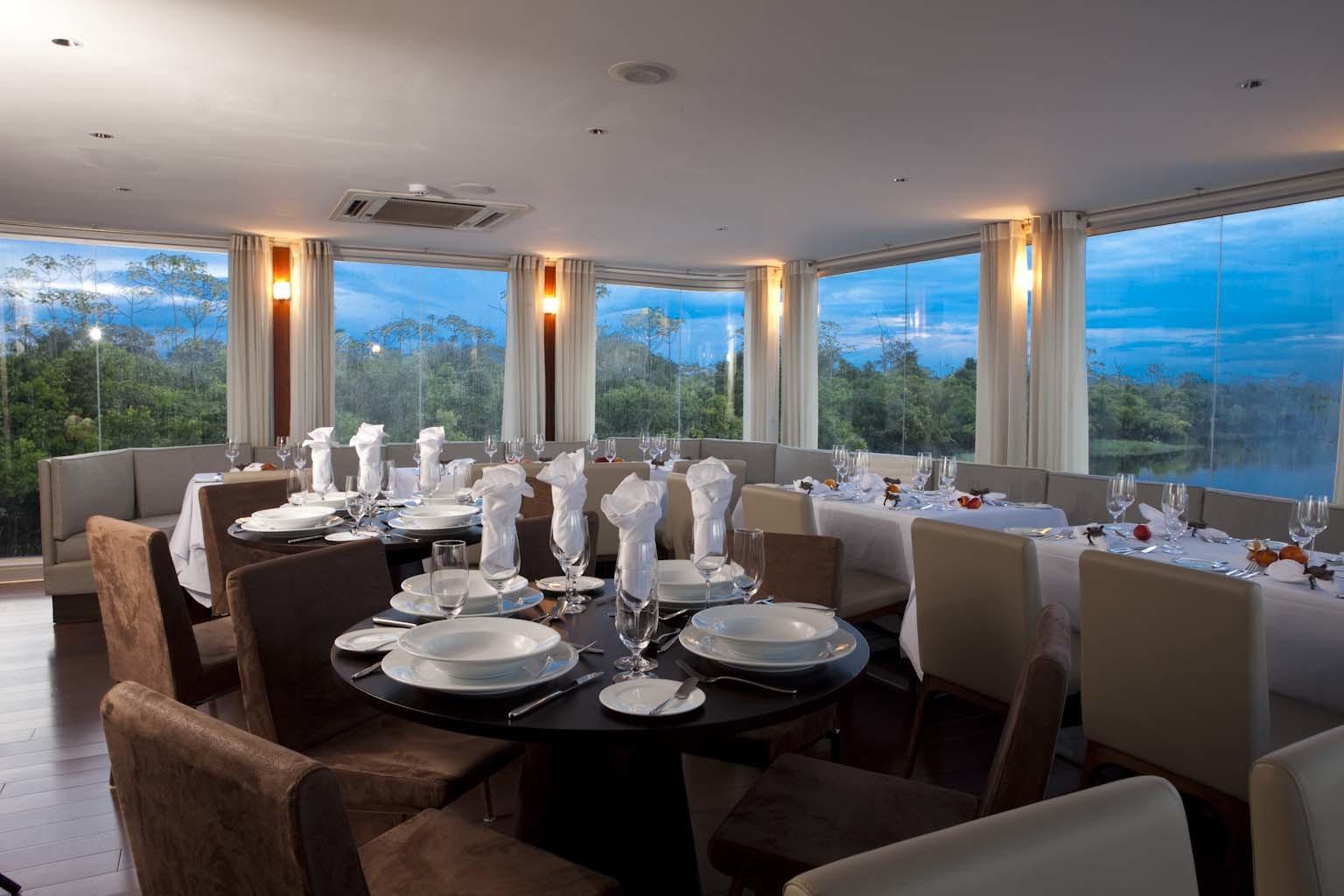 Foto de Recorre el Amazonas en un hotel flotante de lujo (10/14)