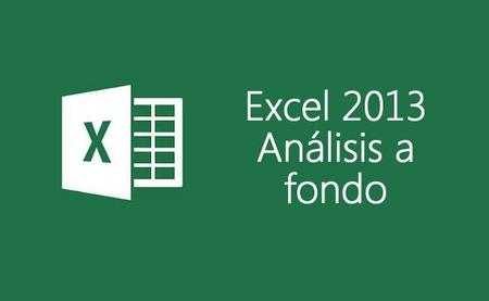 Microsoft Excel 2013. A fondo