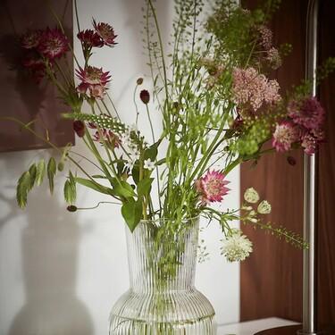 Jarrones de Ikea (por menos de 25 euros) con los que llenar la casa de flores y poner un toque escultórico en casa