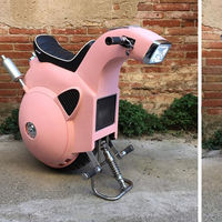 Esta moto eléctrica de 'Bola de Dragón' es real y la ha creado una empresa española