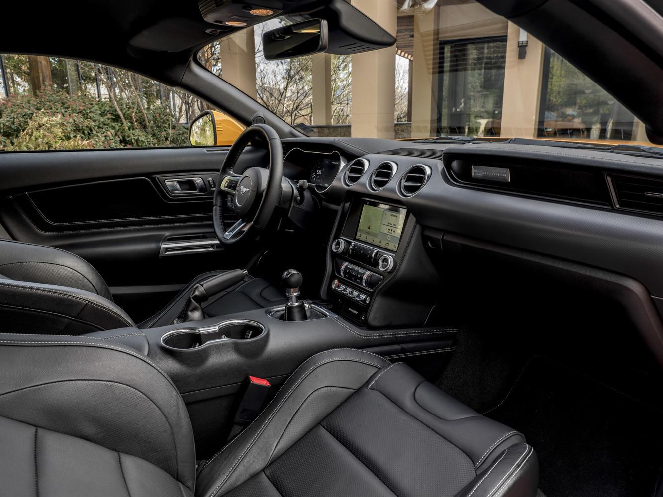 Foto de Ford Mustang 2018, toma de contacto (116/159)