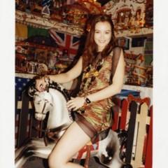 Foto 1 de 5 de la galería leighton-meester-en-la-campana-de-missoni-primavera-verano-2011 en Trendencias