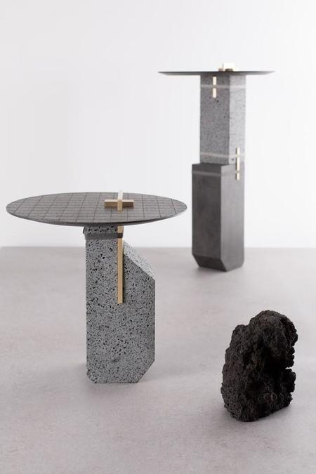 Del Etna a tu casa, así son estos muebles hechos con lava