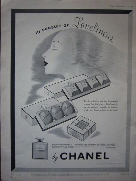 Chanel No. 5 - 1942