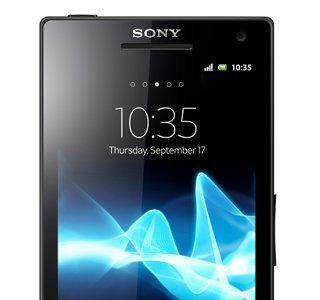 Sony Xperia S vendrá con una capa especial antimanchas y un sistema de recarga rápida