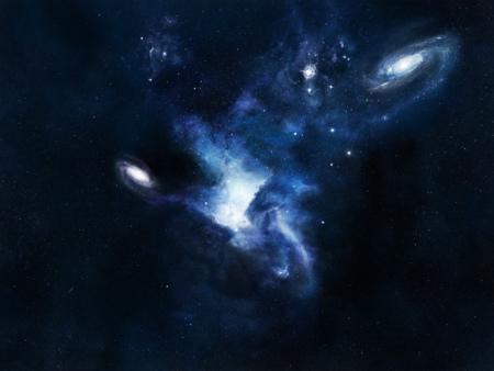 Se detectan agrupaciones de galaxias situadas más lejos de lo que nunca se había explorado