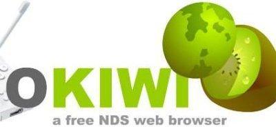 OKiwi, navegador homebrew para NDS