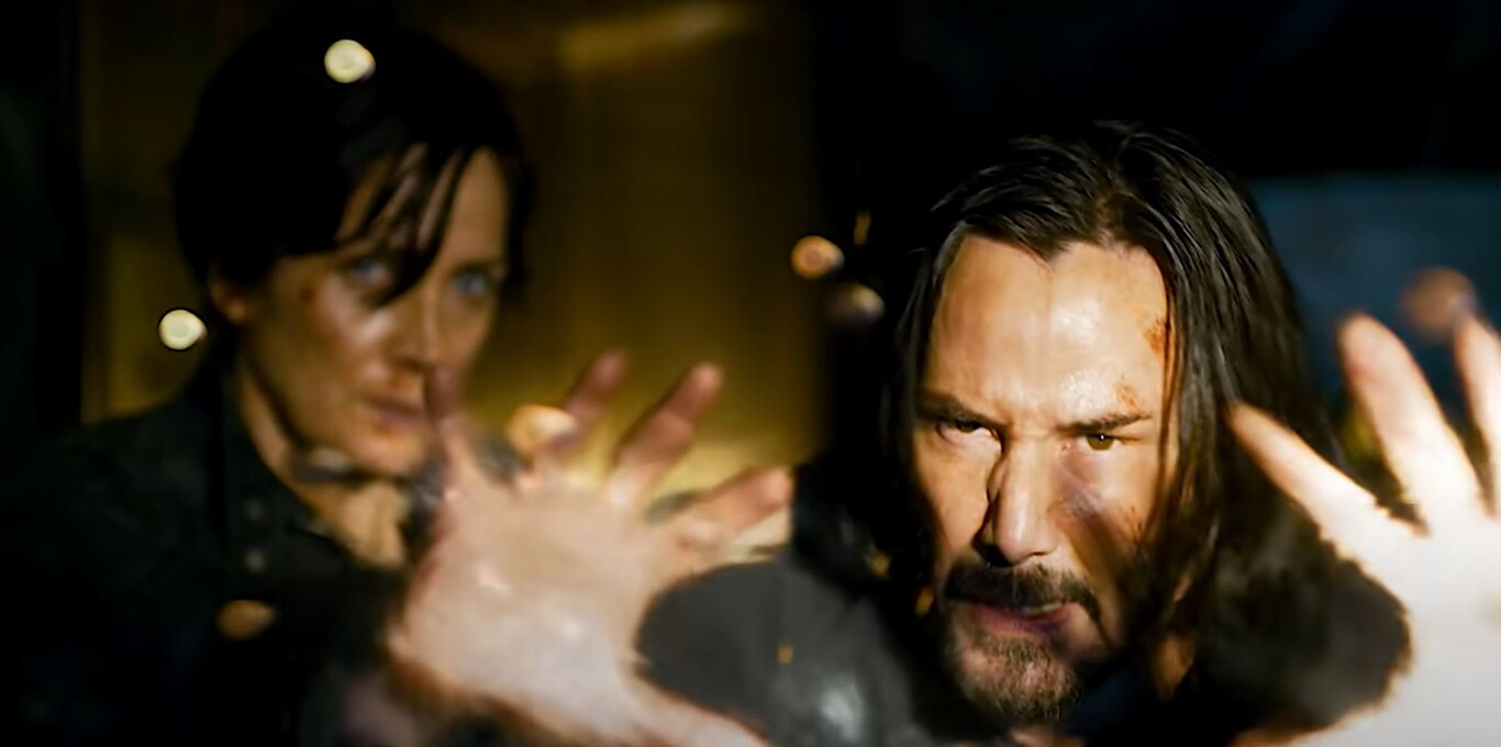 Lana Wachowski Matrix 4 Resurrections Warner Bros.