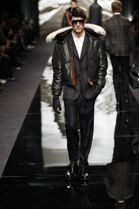 Americana Rayas Louis Vuitton AW 2014
