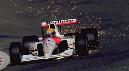 Fórmula 1: ¿Regalo de Reyes? Un McLaren con decoración ochentera
