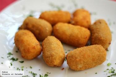 19 recetas de croquetas y dos trucos para hacerlas y conservarlas en el #DíaInternacionalDeLaCroqueta
