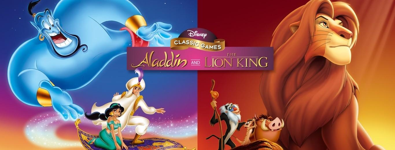 Todo Lo Que Disney Classic Games Aladdin Y El Rey Leon Ofrece A