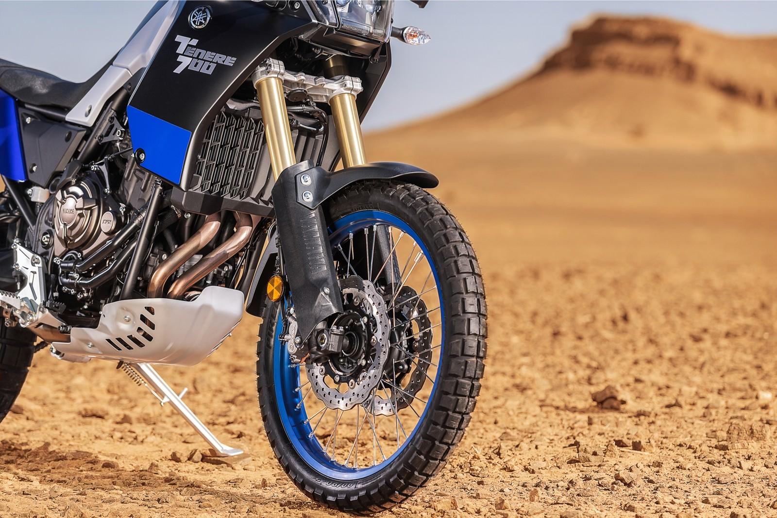 Foto de Yamaha XTZ700 Ténéré 2019, prueba (20/53)