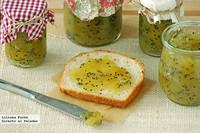 Receta de mermelada casera de kiwi