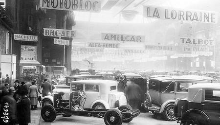 Salón del Automóvil de París, 1930
