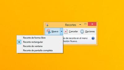 Cómo realizar capturas de pantalla en Windows 8 y Windows Phone: trucos y aplicaciones