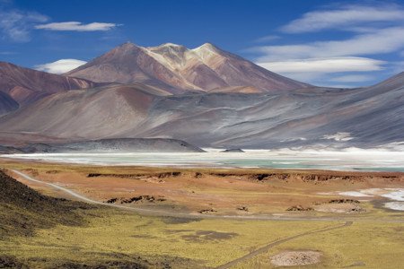 Laguna Miscanti, San Pedro De Atacama Chile
