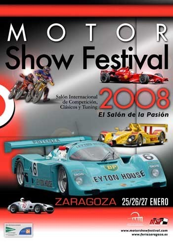 Motor Show Festival de Zaragoza