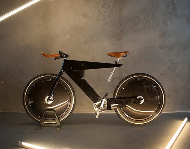 Foto de Bicicleta Eléctrica Nikos Manafis (4/11)
