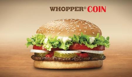 Burger King ya tiene su propia criptomoneda en Rusia: el Whoppercoin
