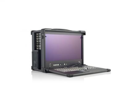 Este portátil en realidad es una workstation portable capaz de montar un AMD Ryzen Threadripper 3990X y 256 GB de RAM