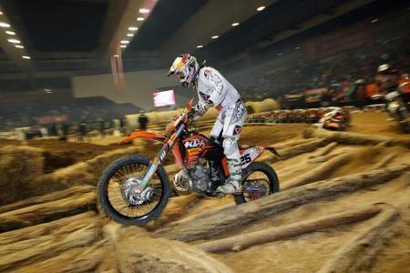 KTM define sus equipos oficiales off road para 2010