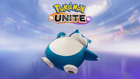 Guía de Snorlax en Pokémon Unite: curación y CC