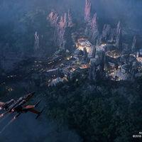 Star Wars Land, la esperada expansion de los parques Disney, ya tiene fecha de apertura: 2019