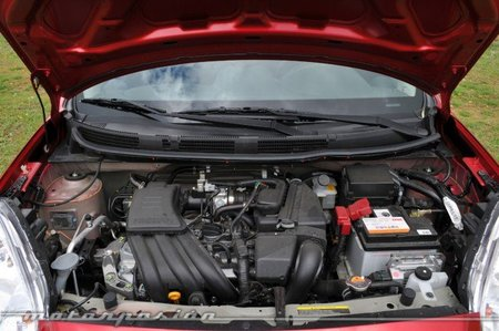 Nissan Micra CVT Motor