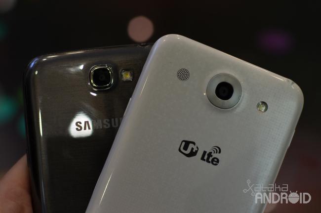 Foto de LG Optimus G Pro (8/13)