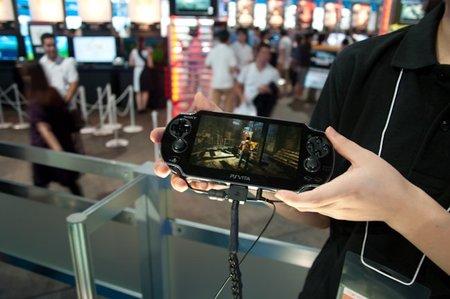 Primer contacto con la PS Vita [TGS 2011]