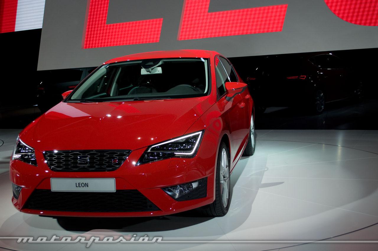 Foto de SEAT León en el Salón de París 2012 (1/7)