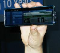 Intel muestra la plataforma Moorestown