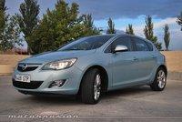 Opel Astra 1.4 Turbo, prueba (exterior e interior)