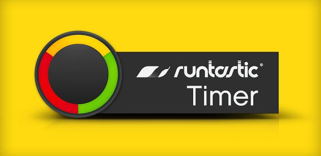 Runtastic Timer