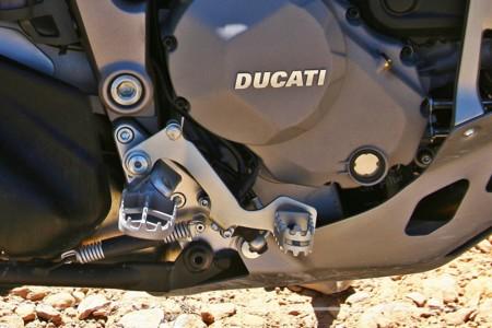 Ducati Multistrada 1200 Enduro Prueba 095