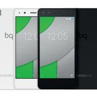 Los bq Aquaris A4.5 Android One por fin actualizan a Android 7.0 Nougat