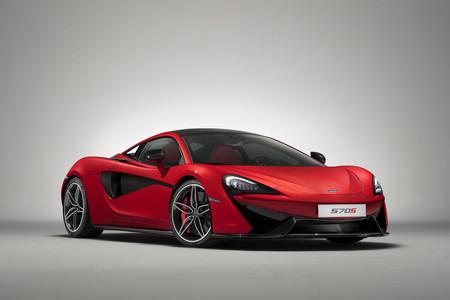 El 570S Design Edition es tu McLaren a la medida a un precio más accesible
