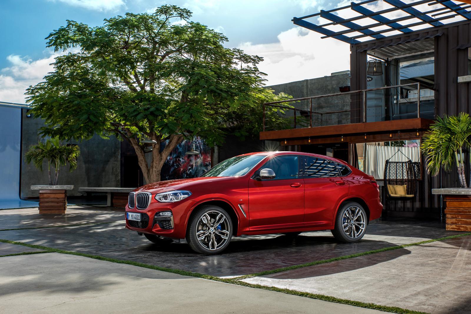 Foto de BMW X4 2018 (20/50)