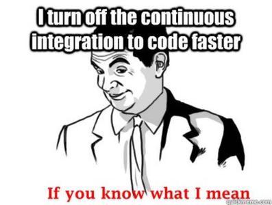 Libro sobre Integración Continua, OWASP y Wordpress 4.0, Pull Request #14