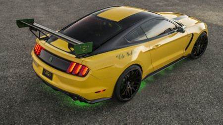 2016 Ford Shelby Gt350 Mustang Ole Yeller7