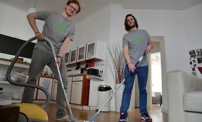 Helpling, el servicio de limpieza del hogar que podría llegar a España en breve