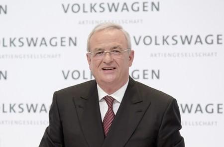 CEO de Volkswagen, la primera víctima del #DieselGate