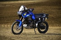 Yamaha XTZ1200R Súper Ténéré preparación para el Rally de los Faraones 2011