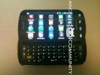 Samsung Galaxy S Pro, ¿teclado QWERTY, conectividad WiMAX y flash?