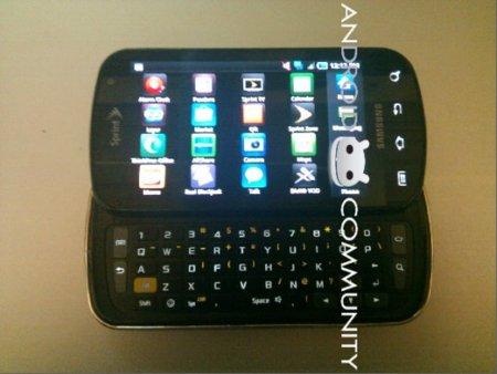 Samsung Galaxy S Pro, ¿teclado QWERTY, conectividad 4G y flash?