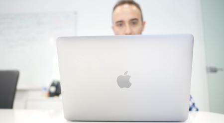 Macbook 2015 diseño gris
