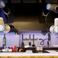 The Moley Robotic Kitchen ¡alucinaréis en colores!